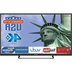 "55"" Class Smart 4K Ultra HDTV With Wi-Fi"