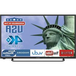 "42"" Class Smart 4K Ultra HDTV With Wi-Fi"