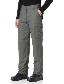 TRU-SPEC Men's Cotton 24-7 Pant, Olive Drab, 44-Inch Unhemme