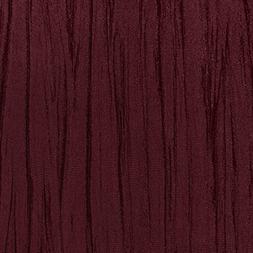 Ultimate Textile  Crinkle Taffeta - Delano 50 x 120-Inch Rec