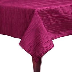 Ultimate Textile  Crinkle Taffeta - Delano 50 x 108-Inch Rec