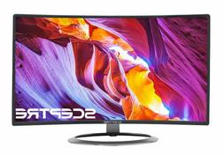 Sceptre Curved Gaming Monitor Full HD 1080P HDMI Display C24