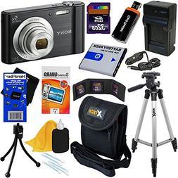 Sony Cyber shot DSC W800 20.1 MP Digital Camera with 5x Zoom