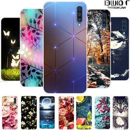 D 6.4'' For <font><b>Samsung</b></font> A50 Case 2019 Silico