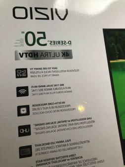 vizio D-series 50 inch 4k Ultra HDTV