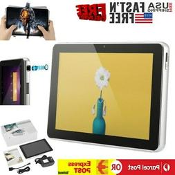 D09 8 inch HD Display 1080P 800*1280 Portable Smart Tablet P