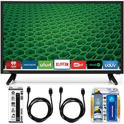 """Vizio D24-D1 D-Series 24"""" Class Edge-Lit LED Smart TV Essent"""