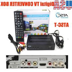Digital TV Converter box ATSC TV Receiver Full HD 1080p Digi