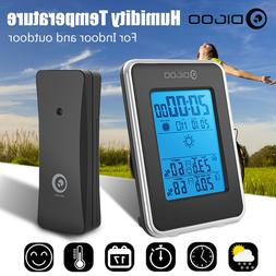 Digoo DG-TH1981 LCD Digital Weather Station + Wireless Outdo