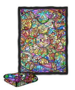 Disney All Star Mosaic Blanket  /  /
