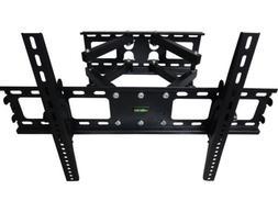 FULL MOTION TILT PLASMA LCD LED TV WALL MOUNT BRACKET 42 46