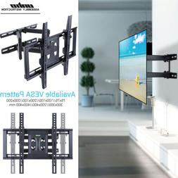"Dual Arm TV Wall Mount Bracket For Most 32-70"" LED LCD OLED"