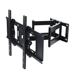 Lumsing Dual Articulating Arm Full Motion TV Wall Mount Brac
