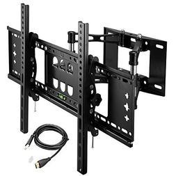 Foho Dual Articulating Arm TV Wall Mount Bracket for 32-70 i