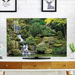 Auraisehome Dust Resistant Television Protector in Asian Sty