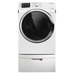 Samsung DV455EVGSWR 7.3 Cu. Ft. White Stackable With Steam C