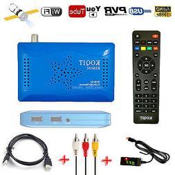 KOQIT DVB-S2 HD AC3 Digital Satellite Receiver + Youtube Com