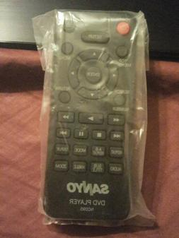 SANYO DVD PLAYER REMOTE CONTROL NEW MODEL#NC095