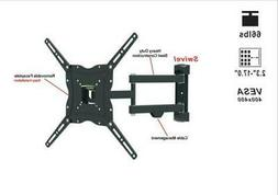 Full Motion TV Wall Mount Swivel Bracket 10 13 32 42 47 50""