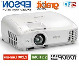 Epson EHTW5300 Full HD 1080p Home Theatre 3D Projector EH-TW