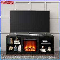 Electric Fireplace Tv Stand 65 inch Home Entertainment Cente
