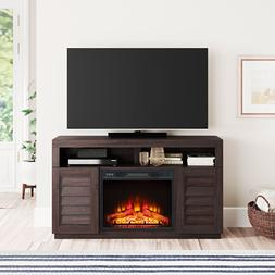 Electric Fireplace TV Stand 70 Inch Media Console Entertainm