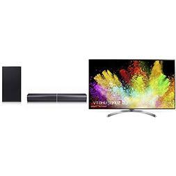 LG Electronics 65SJ8500 65-Inch 4K Ultra HD Smart LED TV and