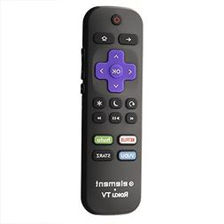 ELEMENT ROKU 101018E0011 SMART ULTRA HD TV REMOTE NETFLIX HU