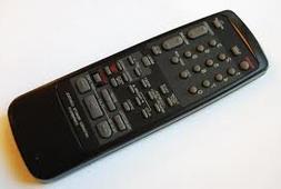 EMERSON ORION BROKSONIC TV/VCR COMBO REMOTE CONTROL 076ROBH0