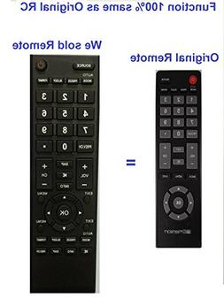 New EMERSON NH301UD Magnavox Replace Remote For MAGNAVOX 19M