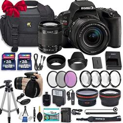 Canon EOS Rebel SL2 DSLR Camera with EF-S 18-55mm f/4-5.6 is