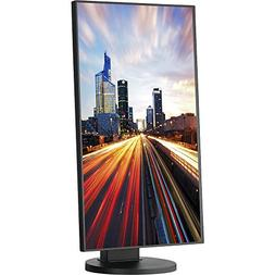 NEC EX241UN-BK 24 Widescreen Full Hd Monitor With 4-sided Ul