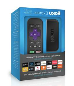 ROKU EXPRESS  STREAMING MEDIA PLAYER  LATEST MODEL , NEW IN