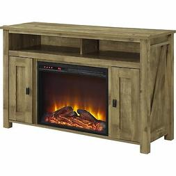 Ameriwood Home Farmington Electric Fireplace TV Console for