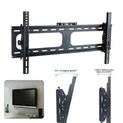 Large Fixed Flat To Wall Silm TV Bracket Mount For 23 32 45