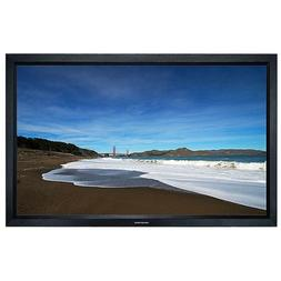 Fixed Frame Projection Screen  - HD Gray Fabric