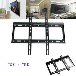 FLAT LCD LED PLASMA TV WALL MOUNT BRACKET TILT 14 26 32 40 4
