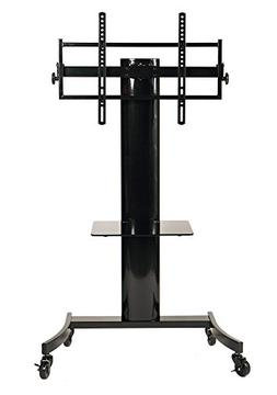 TransDeco Flat Panel TV Cart/Stand with TV Mounting System f