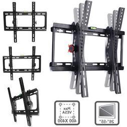 Flat Tilt TV Wall Mount Bracket 14 26 32 37 40 42 46 47 50 5
