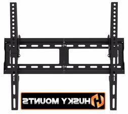 Flat Tilting TV Wall Mount 32 42 48 52 60 65 LED LCD Samsung