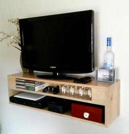 """FLOATING TV STAND CONSOLE 