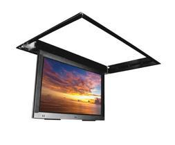 FLP-210 In-Ceiling Flip Down Motorized TV Mount For 32-50 in