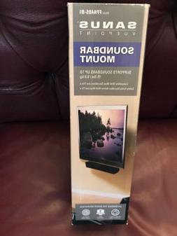 Sanus FPA405-B1 Soundbar / Speaker - Mount / Bracket Holds u