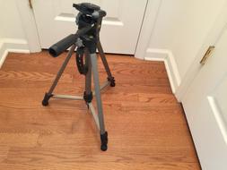 Freegoing 50-inch Professional Portable Tripod Stand Flexibl