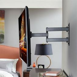 FULL MOTION LCD LED TV WALL MOUNT BRACKET SWIVEL TILT FOR LG