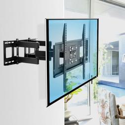 Full Motion TV Wall Mount 180° Swivel Six-Arm Bracket Retra