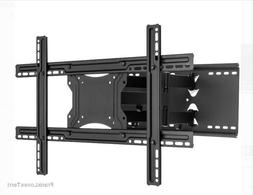 """Full-Motion TV Wall Mount Articulating Arm for 37"""" to 82"""""""