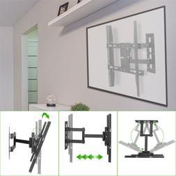Full Motion TV Wall Mount Bracket Tilt Swivel for TCL Sony L