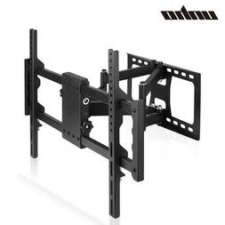 """Full Motion TV Wall Mount Double Articulating Arm for 30-85"""""""