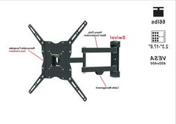 Full Motion TV Wall Mount Swivel Bracket for Vizio Sony 13-5